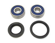All Balls Front Wheel Bearing & Seal Kit - 25-1319 - Honda CB/CL160/175/350 CM185/200/250 CB/CM400/450 CX/FT/GB500