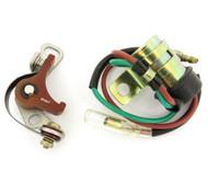 Ignition Tune Up Kit - Nippondenso - Honda CA/CB/CL160 CA/CB/CL/SL175 CB/CL200