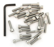Stainless Steel Allen Bolt Set - Honda XR500 - 1979-1980