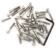 Stainless Steel Allen Bolt Set - Honda XR500R - 1983-1984
