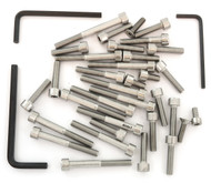Stainless Steel Allen Bolt Set - Honda XR185 - 1979