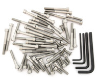 Stainless Steel Allen Bolt Set - Honda TL250 Trials - 1976