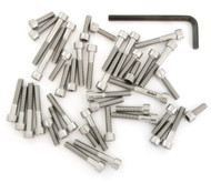 Stainless Steel Allen Bolt Set - Honda XL600R - 1983-1987