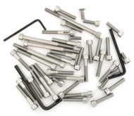 Stainless Steel Allen Bolt Set - Honda XL175 - 1976-1978