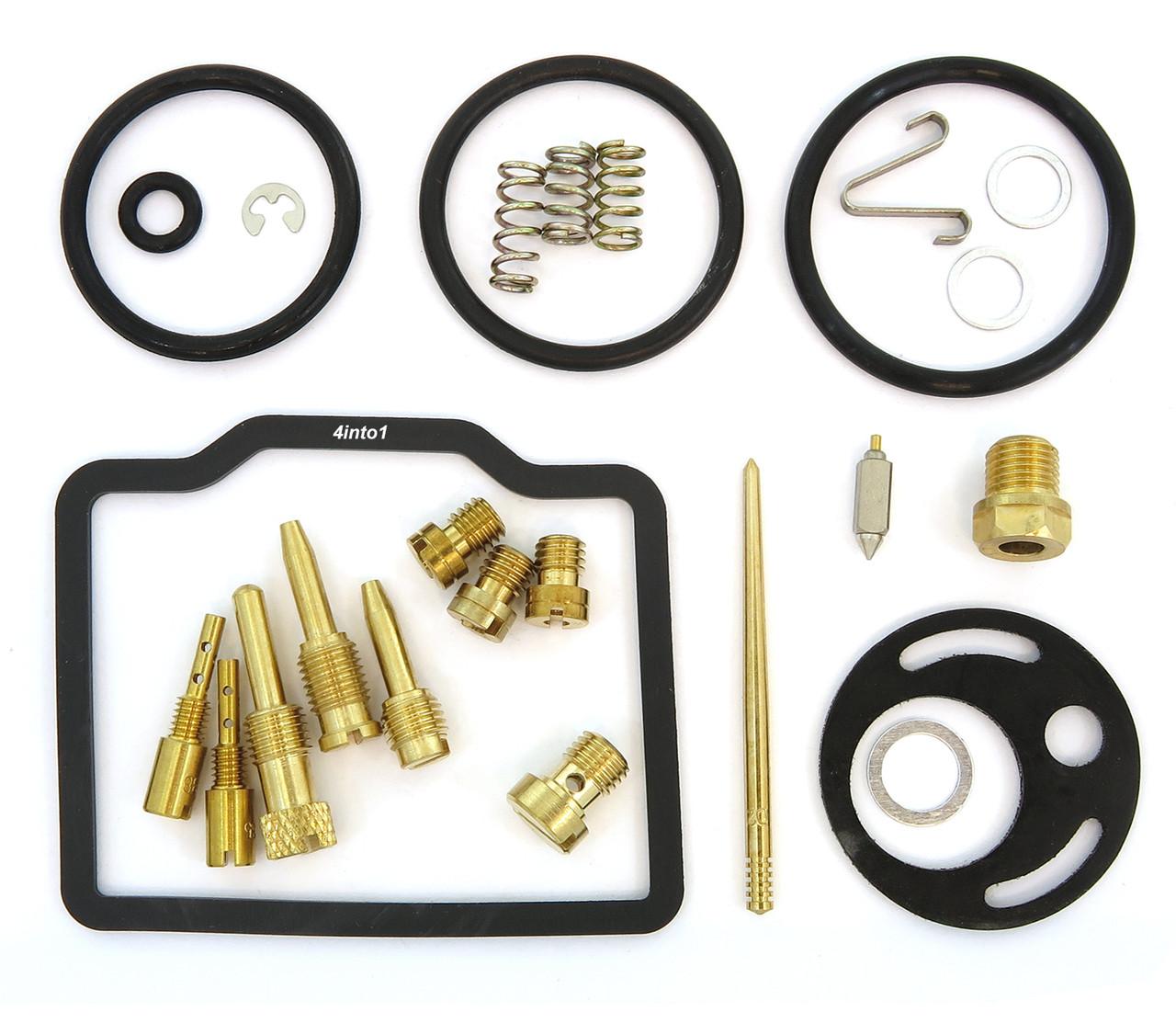 Carburetor Rebuild Kit - Honda CB175 CL175 - 1968-1973