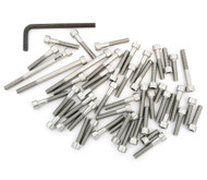Stainless Steel Allen Bolt Set - Honda CB650SC Nighthawk - 1983-1985