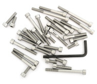 Stainless Steel Allen Bolt Set - Honda CR480R - 1982-1983