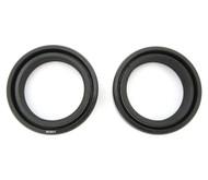 Set of 2 - Fork Seals - 35X48X11 - Honda CR80R CR/NX125 CR/MR/MT/VTR/XL/XR250 SL/XL350 CB450K CB/CX/GB/GL/XL/XR500 CB550/650/750 CBX