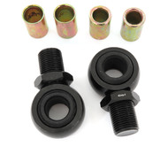 Remote Reservoir Shocks - Eyelet Set - Black
