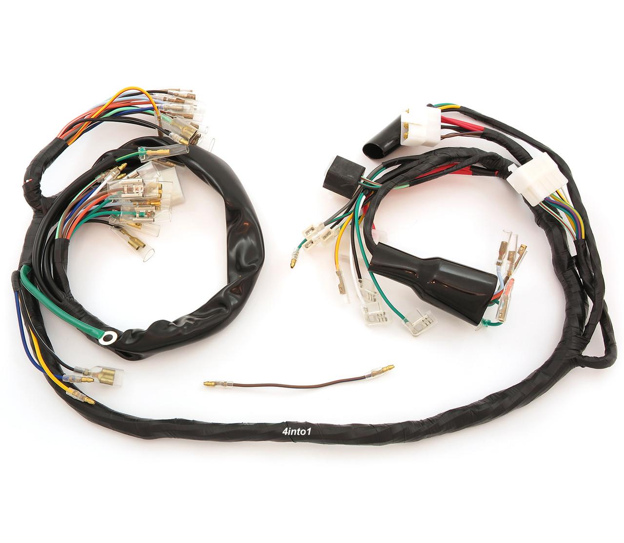 Cb750 Wiring Harness Library Main 32100 392 000 Honda Cb750f 1975 1976 Image 1