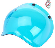 Biltwell Bubble Shield Anti Fog - Blue