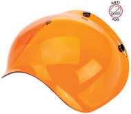 Biltwell Bubble Shield Anti Fog - Amber