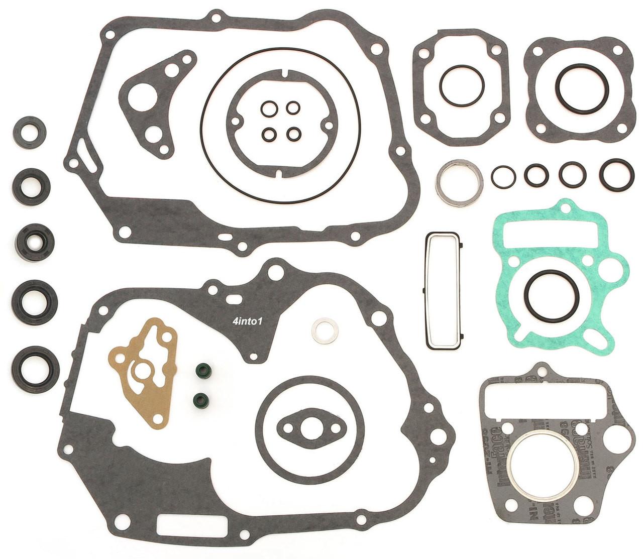 Engine Rebuild Kit - Honda Z50R - 1979-1999