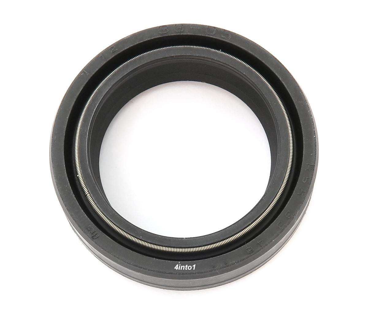 CB//CJ360 CB//CM400//450 CX500 Genuine Honda Fork Seal 91255-413-881
