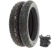 IRC Durotour RS-310 Tire Set - Honda CB250 1991-2008 - CM250C
