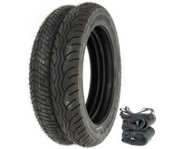 Metzeler Lasertec Tire Set - Honda GB500 Tourist Trophy