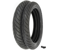 Avon Roadrider AM26 Tire Set - Honda VF700F VF750F Interceptor