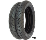 Shinko 712 Tire Set - Honda VT700C VT750C VT800C Shadow