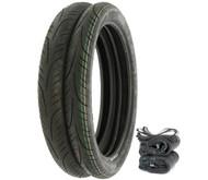 Avon AV83 StreetRunner Tire Set - Honda CB/CL100/160 CB92