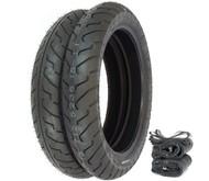 Shinko 712 Tire Set - Honda CB125S/175/200/72/77/350/360/400F CL175/200/360 CJ360