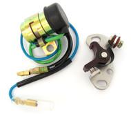 Ignition Tune Up Kit - Hitachi - Honda CA/CB/CL160 CA/CB/CL/SL175 CB/CL200