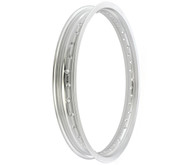 Rising Sun Aluminum Rim - Silver - 40 Hole - 1.85 x 19