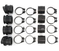 Insulator Set With Clamps - Honda CB500K CB550K CB550F