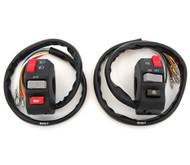 Universal Handlebar Multi Switches - Left & Right
