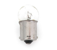 Mini 1156 Turn Signal Bulb - Single Filament - Clear