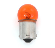Mini 1156 Turn Signal Bulb - Single Filament - Amber
