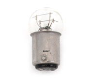 Mini Turn Signal Bulb - Dual Filament - Clear