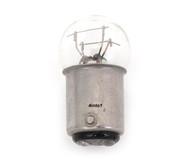 Mini Turn Signal Bulb - Dual Filament - Clear