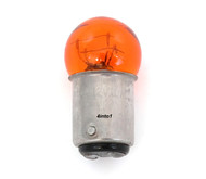 Mini Turn Signal Bulb - Dual Filament - Amber