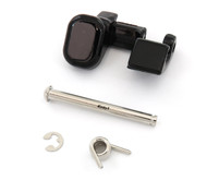 Gloss Black Gas Tank Cap Latch - 17517-300-340 - Honda CB/CL200/350/360/450 CB400F/500/550K/750K