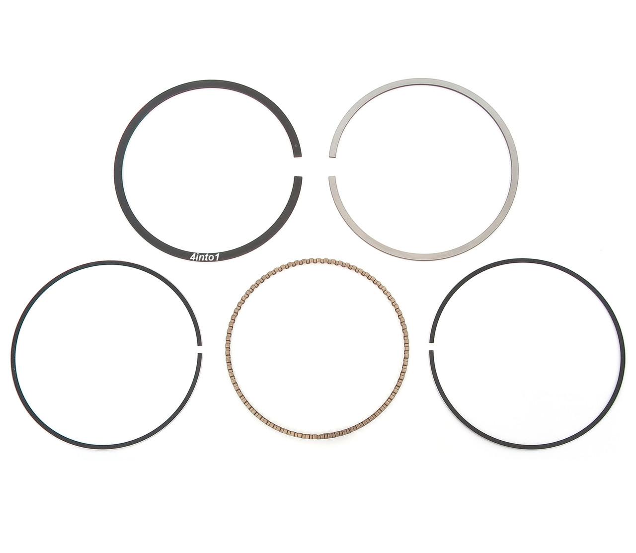 Piston Ring Set - Standard - 13011-MN9-305 - Honda XL600R 83-87 NX650  XR650L 93-96