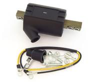 Magna Single Output Coil - 3 ohms - Honda CB72/77 CB/CL/SL350K CB/CL360 CB/CL450K CB500T