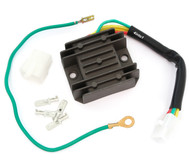 12V Regulator Rectifier - Single Phase Charging System - Honda Singles / Twins up to 1978