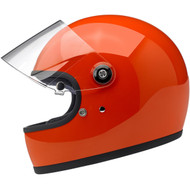 Biltwell Gringo S - DOT / ECE Helmet - Gloss Hazard Orange