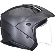 Bell Mag-9 Helmet - Solid Titanium