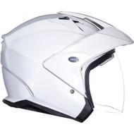 Bell Mag-9 Helmet - Solid Pearl White