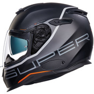 Nexx SX100 Superspeed Helmet - Black