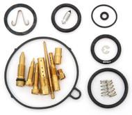 Deluxe Carburetor Rebuild Kit - Honda CT110
