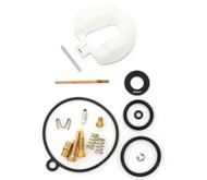 Deluxe Carburetor Rebuild Kit With Float - Honda CT90 Trail - 1978-1979