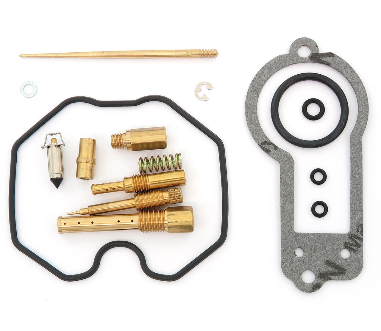 Deluxe Carburetor Rebuild Kit - Honda XR250R - 1986-1995