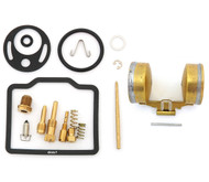 Deluxe Carburetor Rebuild Kit With Float - Honda XR75 - 1973-1975
