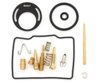 Deluxe Carburetor Rebuild Kit - Honda XR75 77-78 XR80 79-86
