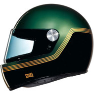 Nexx XG100R Racer Helmet - Motordrome Green