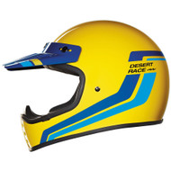 Nexx XG200 Helmet - Desert Race Yellow