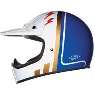 Nexx XG200 Helmet - Superhunky Blue