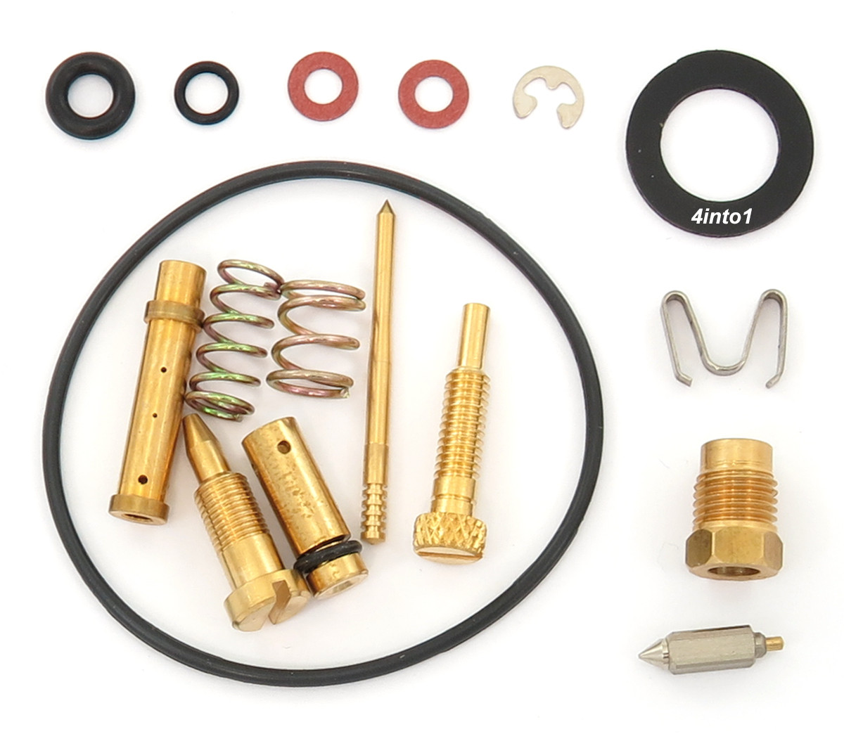 1973 Honda CB350G//CL350K5 Keyster Carb Kit/'s